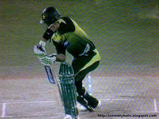 Asia Cup 2008: Sril Lanka v/s Pakistan : toomanyballs