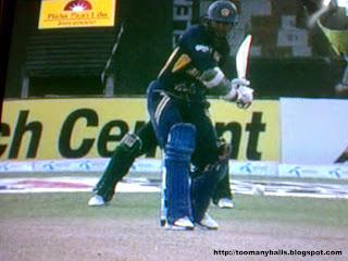 Asia Cup 2008: Kumar Sangakara : toomanyballs
