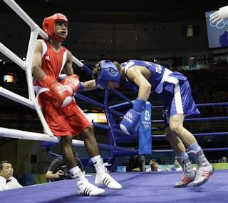 Jitender Kumar vs Ulas Furkan Memis : Beijing Olympics