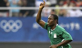 Olubayo Adefemi of Nigeria
