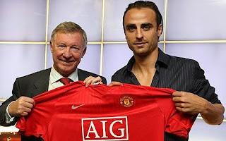 Berbatov for Manchester United