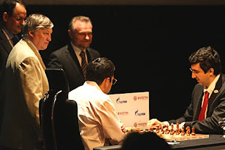 World Chess Championship : 6th Game