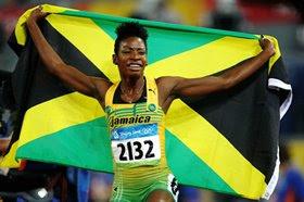 Melanie Walker of Jamaica