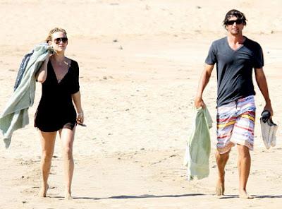 Kate Hudson and Adam Scott