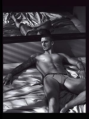 David Beckham for Armani Underwear