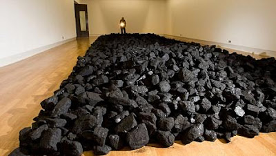 15 tons (6.8 tonnes) of coal
