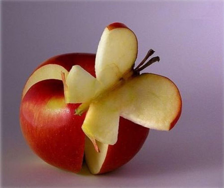 Incredible Fruit Carving