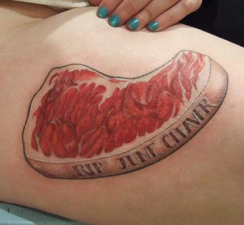 20 Delicious Food Tattoos