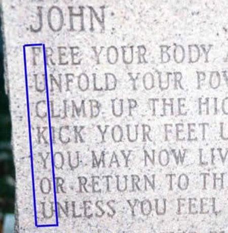10 Hilarious Tombstones