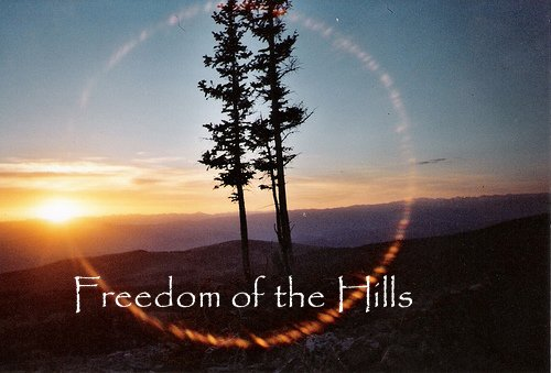 Freedom of the Hills