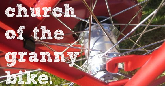Church of the Granny Bike