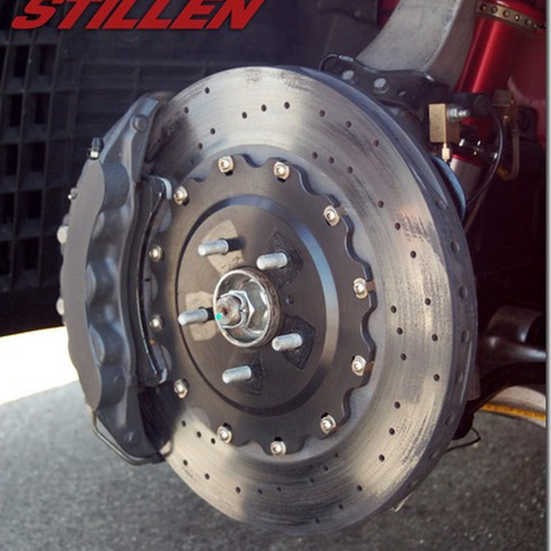 Differences Between Carbon/Carbon and Carbon Ceramic Matrix Brakes
