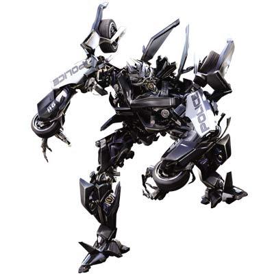 Transformers Barricade Wallpaper 2