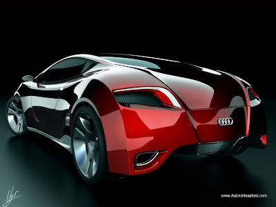 wallpaper car audi. Audi Locus Concept Car