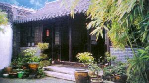Banqiao Zheng's old house