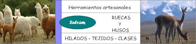 SUTRAM HERRAMIENTAS ARTESANALES