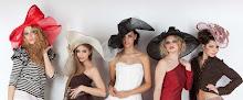 Aquí encontrarás muchos más modelos de tocados para boda
