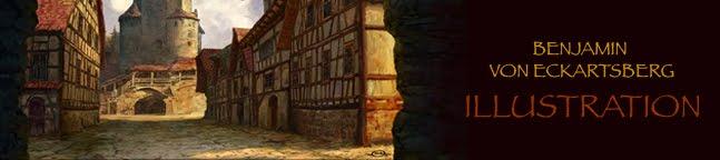 Benjamin von Eckartsberg Illustration