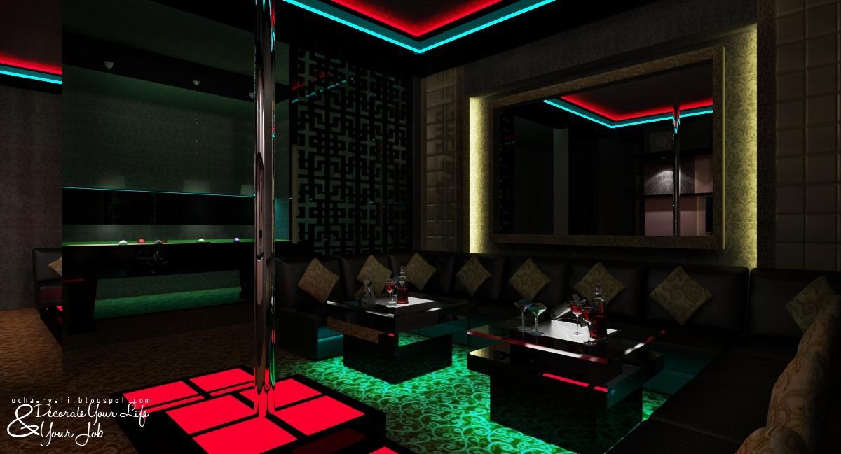 ktv room interior design - photo #20