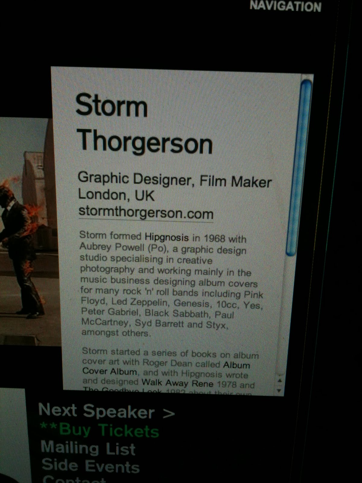 mollyguppy storm thorgerson