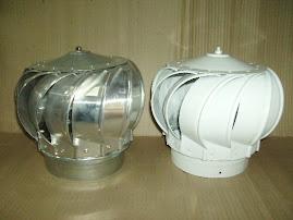 "Extractor Eólico Mod. VH 6"" (Ø 150 mm)"