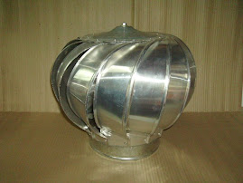 "Extractor Eólico Mod. VH 4"" (Ø 100 mm)"