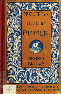 McGuffey's Eclectic Primer (revised edition)