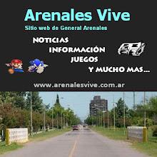 ARENALES VIVE - SITIO WEB DE GENERAL ARENALES