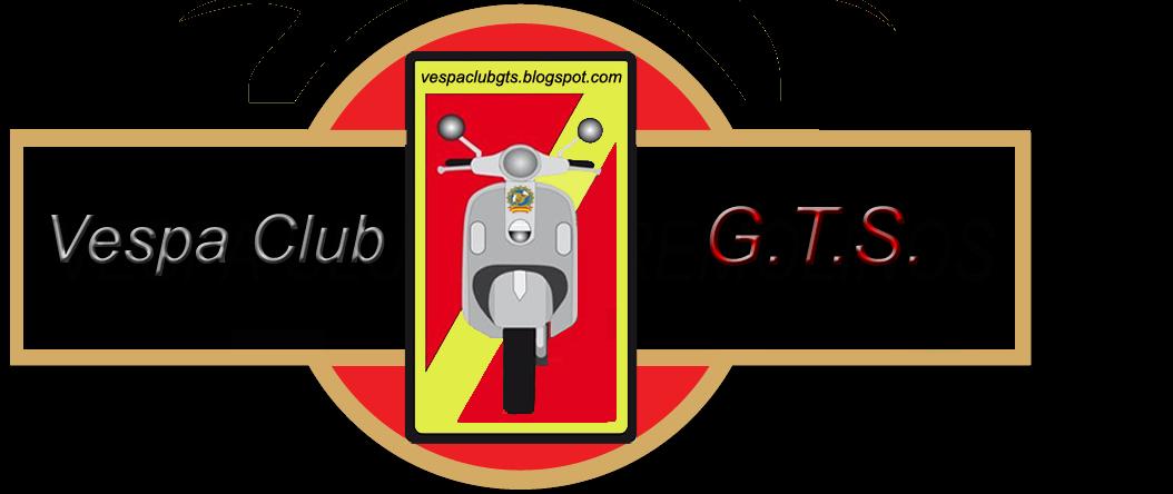 Vespa Club GTS