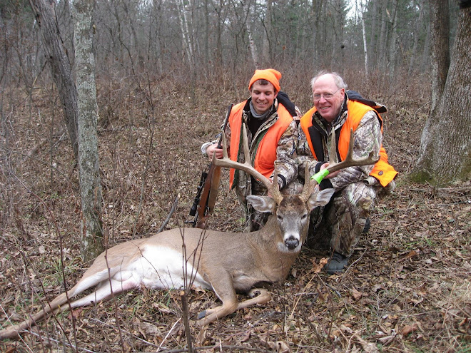 Whitetail  Killed in Wisconsin