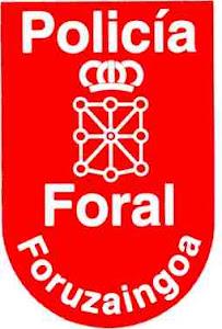 Emblema de la Policía Foral de Navarra