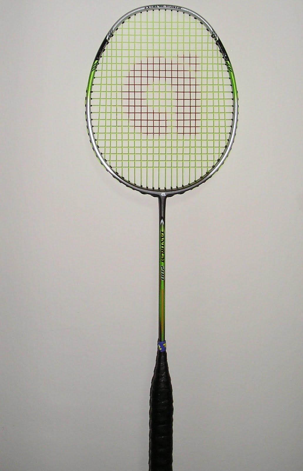 Raket Badminton Apacs