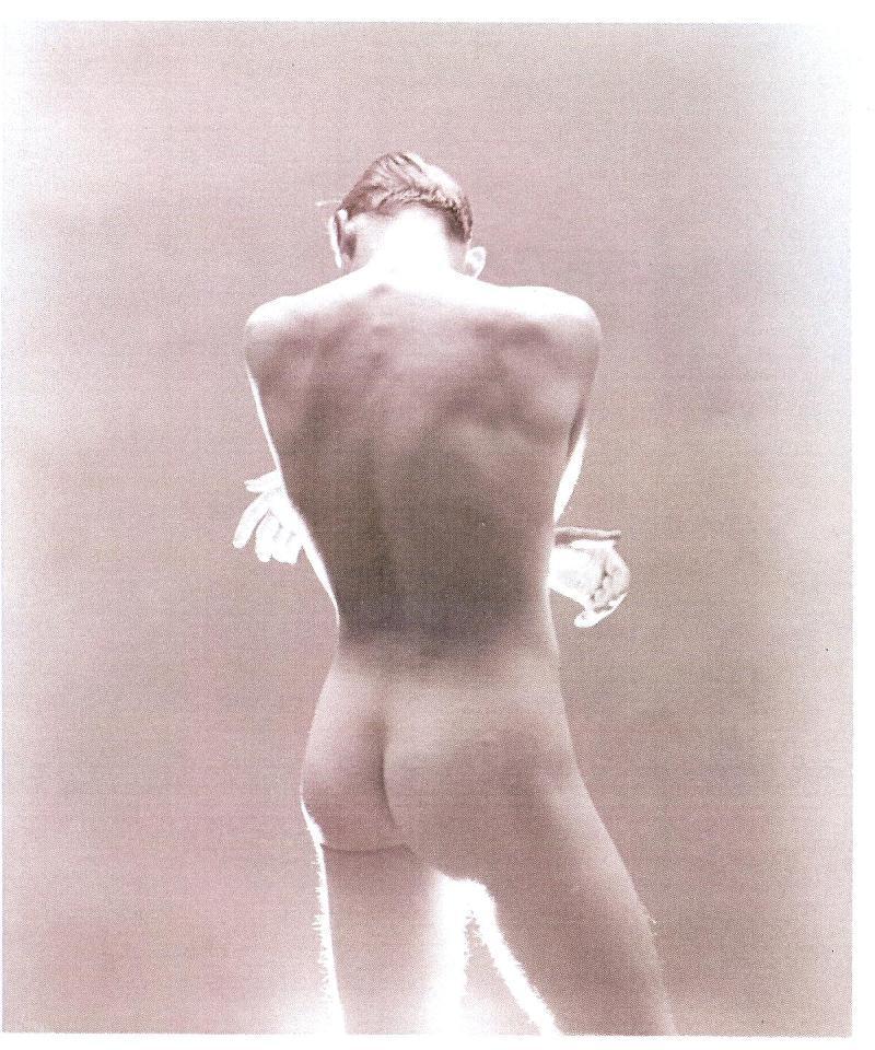 George Platt Lynes, Male Nude (Bill Harris), 1945, Kinsey Institute for ...