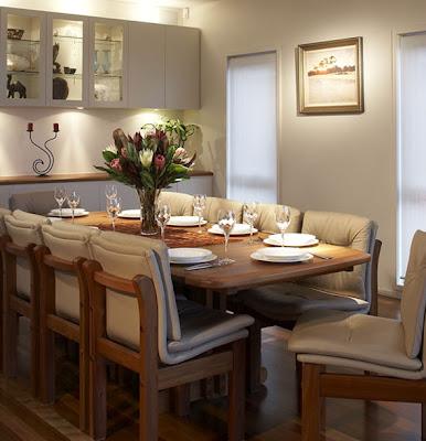 dicas para decorar uma sala de jantar