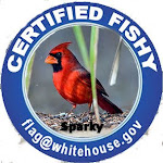 <b>Proud To Be Certified Fishy</b>
