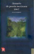 Anuario de poesía mexicana 2007