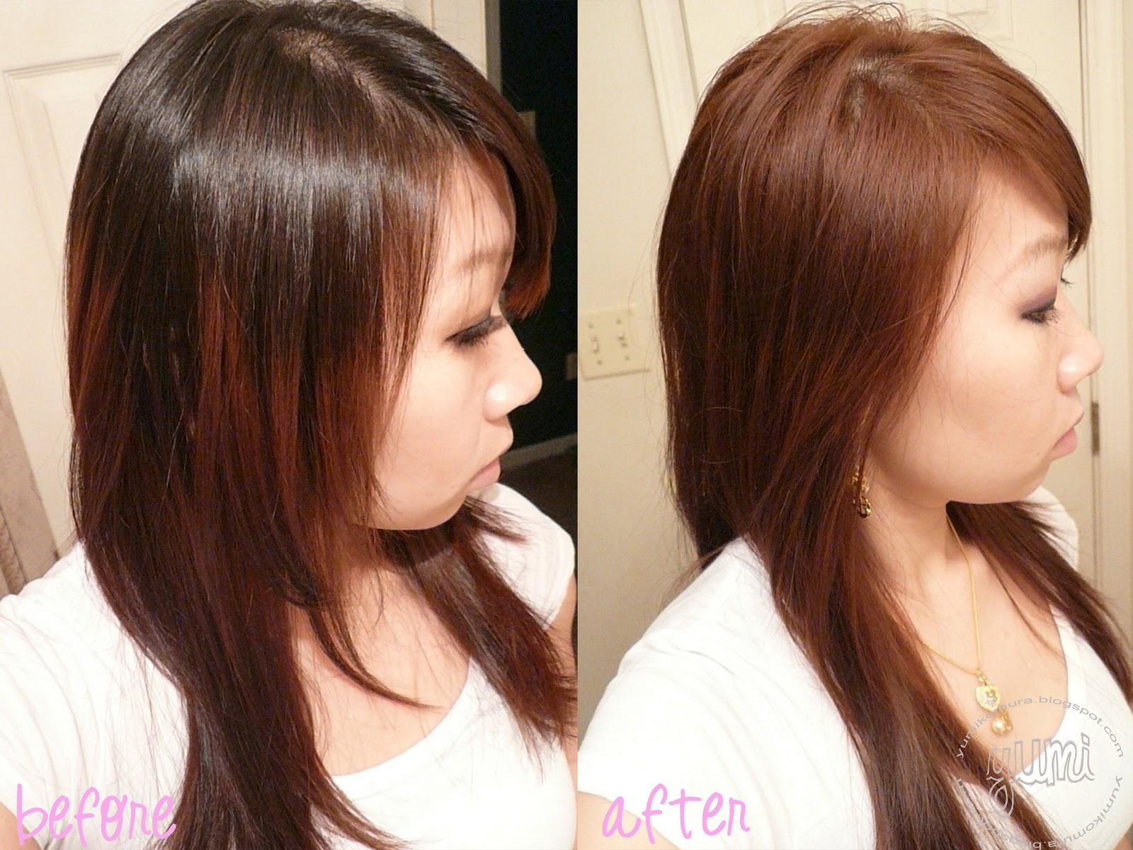 Dark Copper Brown Hair Color Loreal Natural Hair Dye 2018