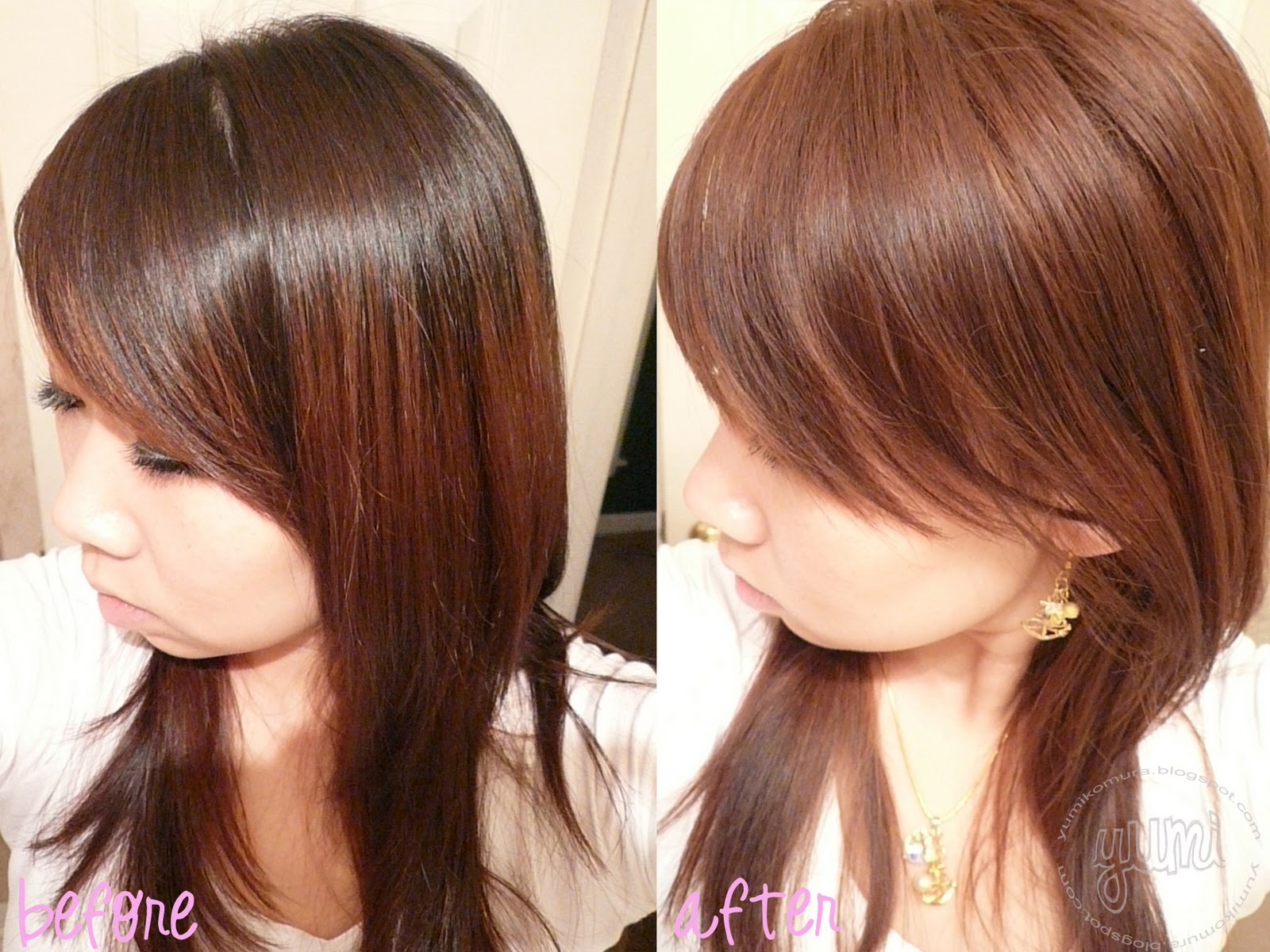 Yumikos Blog LOreal Color Preference in 7A Dark Ash Blonde Review