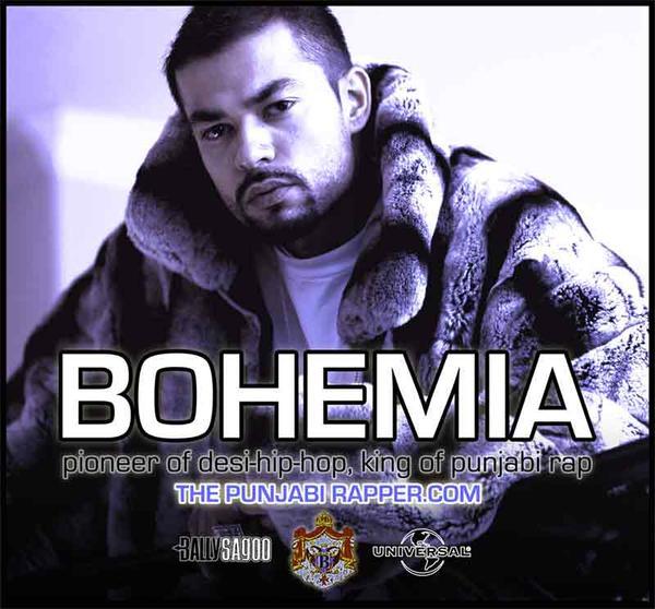 Images of Bohemia The Punjabi Rapper Punjabi Rapper Bohemia is