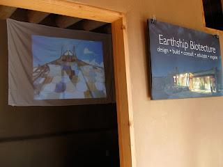 earthship visit