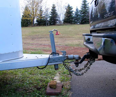 horse trailer hitch