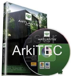 Artlantis Studio 3 Español