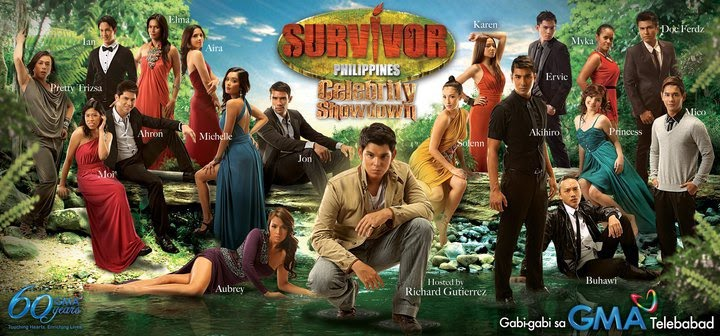 Survivor Philippines (Celebrity Showdown) Episodes Online
