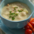 Delicious Soup Recipes: Delicious Ham and Potato Soup