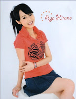Beautiful Aya Hirano