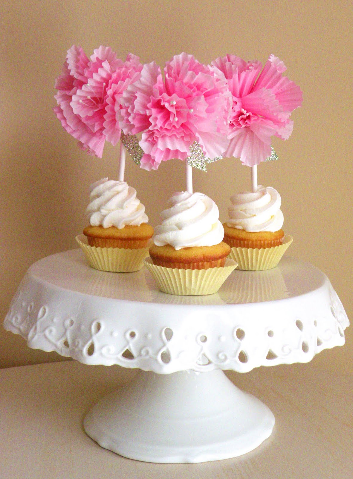how to make cupcake liners