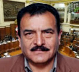 Congresista EDGARD REYMUNDO