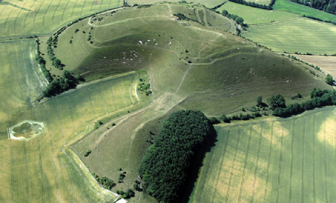 new crop circle was found at cley hill nr warminster. Black Bedroom Furniture Sets. Home Design Ideas