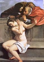 Suzanne et les vieillards  1610