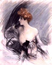 Sarah Bernhardt par Boldoni